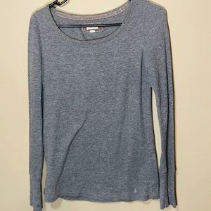 Aerie Gray Thermal Size S